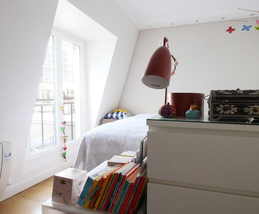 PARIS 75015 – BEAU 3 PIÈCES